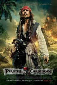 PIRATAS DO CARIBE IV