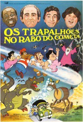 OS TRAPALHÃ•ES NO RABO DO COMETA