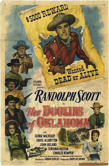 RANDOLPH SCOTT - A LEI É IMPLACAVEL