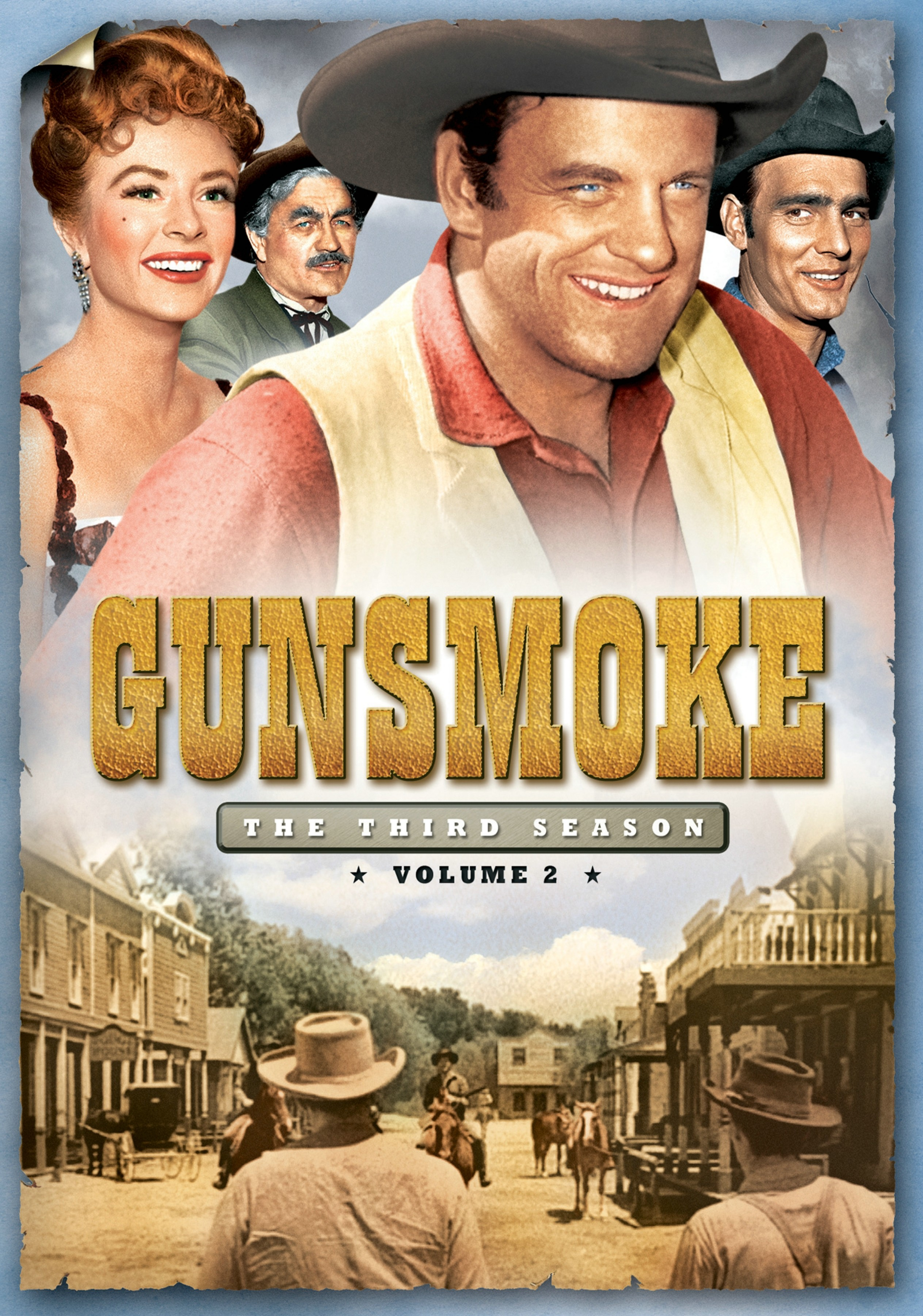 GUNSMOKE VOL 2