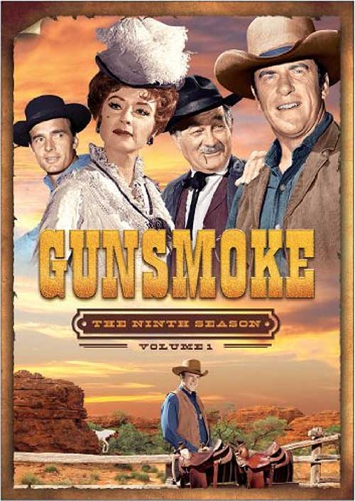 GUNSMOKE 1ª Temporada - 6 Dvds - 12 epis.