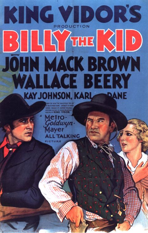 BILLY THE KID - O VINGADOR