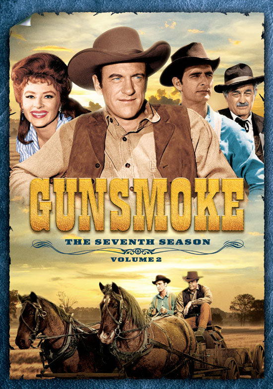 GUNSMOKE VOL 3