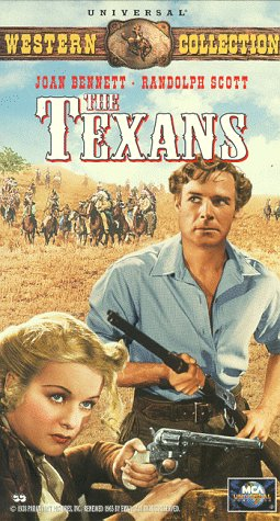 RANDOLPH SCOTT - OS TEXANOS