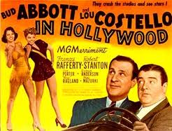 Bud Abbott & Lou Costello em Hollywood