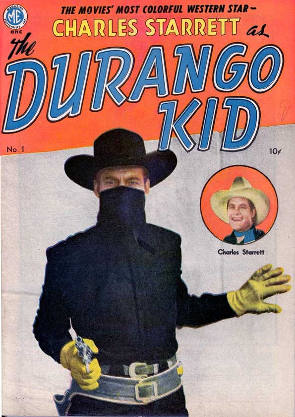 DURANGO KID VOL.4