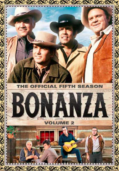 Bonanza Vol. 2 - 2 DVDs - Remasterizados