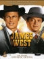 JAMES WEST - 2ª TEMPORADA - VOL 1 -  4 DVDS